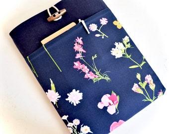 Laptop Case Laptop Sleeve MacBook Pro Case MacBook Air Case Chromebook Case - Whimsical Flowers