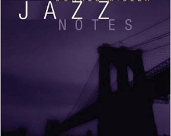 Cyber Monday Special Donald Miller Jazz notes Book & CD Blue like Jazz