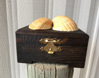 Shell Trinket Box 002