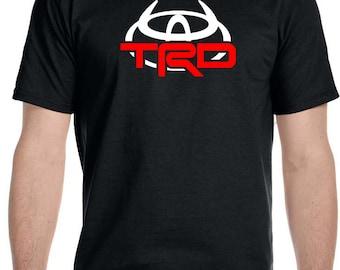 Toyota TRD Sport Devil 4x4 Tacoma Taco Offroad T Shirt