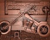Motorcycle Art - Wedding ...
