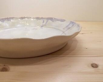 Scallop serving platter SALE