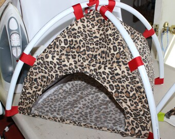 Pet Tents for small dogs, cats, ferrets, guinea pigs, etc