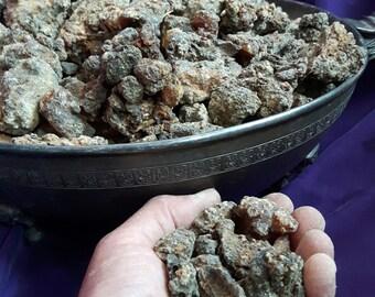 Opoponax-Commiphora Holziana, Erythrea, Kataf-Opoponax-Scented Myrrh-Hagar-Fair trade and sustainable co-op harvested in Somalia.