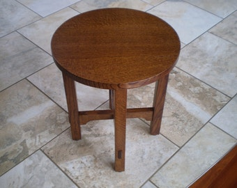 Sticley Replica Side Table