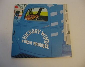 Hickory Wind - Fresh Produce - Circa 1975