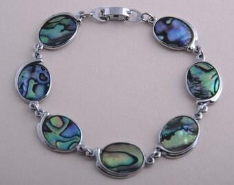 Abalone 1960's Bracelet (910t)