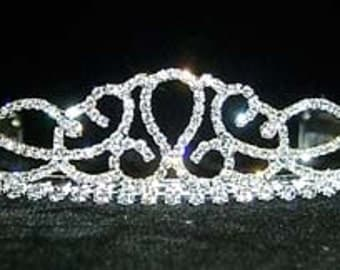 Style # 12257 -Celtic Weave Tiara
