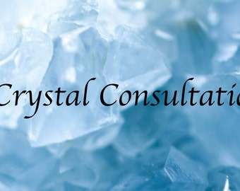 Crystal Consultation • Crystal Healing Consultation • Reiki • Life Coach • Crystal Coach • Crystal Healing Session • Crystal Grids