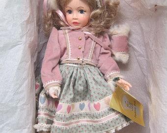 Associated Doll Makers Lariissa Doll