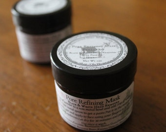 Pore Refining Peel Off Face Mask/Activated Charcoal/Herbal/Acne/Black Head Remover