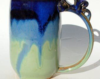 COFFEETUMBLER one of a kind LARGE MUG