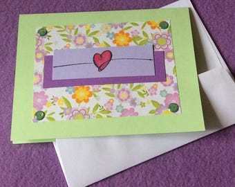 Mother's Day Greeting Card - For Anyone