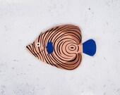 ANGELFISH (Angel) - box fish