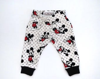 Mickey Mouse Baby Leggings