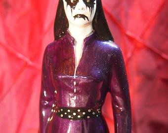 Tall Purple Corpse Paint