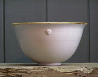 Serving Bowl - Hand Thrown Pottery