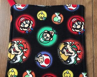 Super Mario Pot Holder Hot Pad