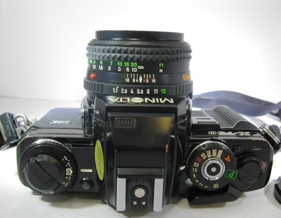Konica Minolta (Minolta) X-700 35mm SLR Manual Focus Camera