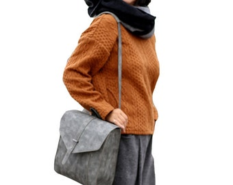 Fashion thick warm tops sweater