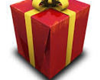 Add on Gift Wrap