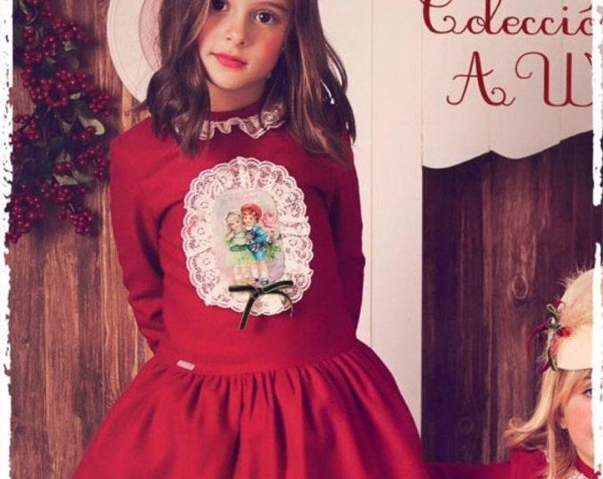 Dress, Vintage Dress, Romantic Dress, Prom Dress, Dressed, Girl Dress, Cottage chic girl