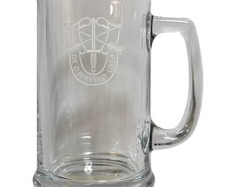 Special Forces Beer Mug - FREE SHIPPING