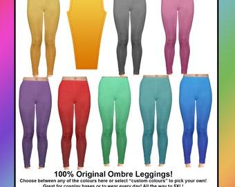 Ombre Leggings BDC Original