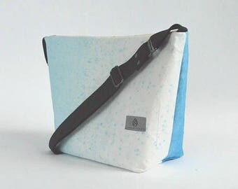 Blue (Broadway Scraps) Crossbody