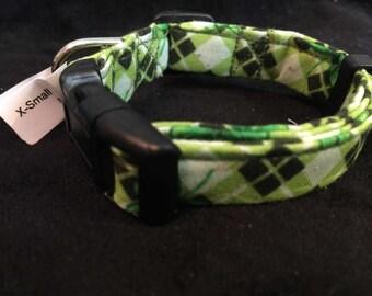 St patty collar