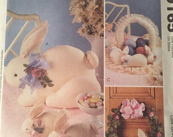 "Vintage ""Easter Bunny Package"" McCall's Sewing Pattern: NEW"