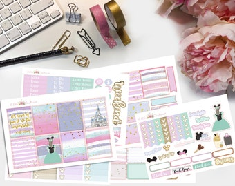 Impossible Planner Sticker Kit by EllaCouturebyJessica