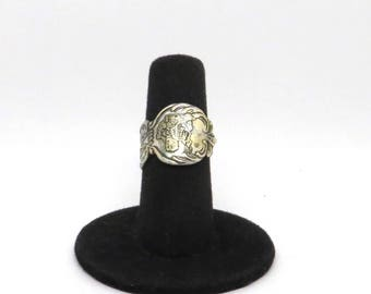 nevada ring, american ring, spoon ring, nevada state ring