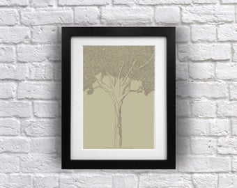Dreaming Tree - DMB, Dave Matthews Band print