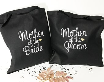Mother of the Bride Tote Bag, Mother of the Groom Tote Bag, Tote Bags, Mother of the Bride Gift