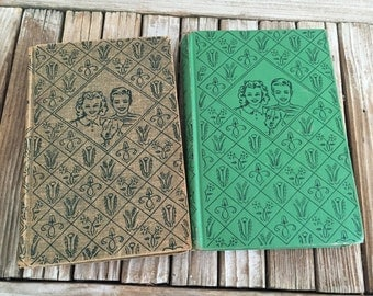 Vintage Book Set of Bobbsey Twin Books