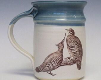Fancy Bird Mug