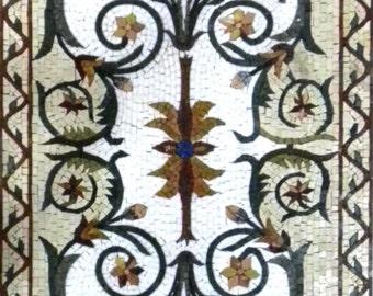 Garden Mosaic Artwork - Estee