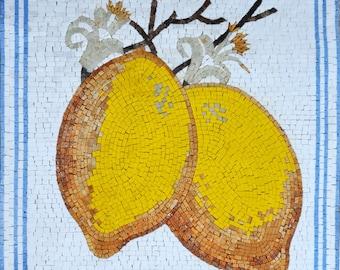 Mosaic Wall Art - Lemonade