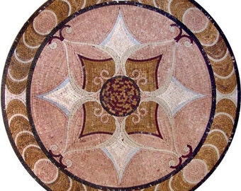 Ornamental Geometric Mosaic - Mina