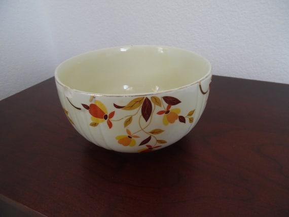 "Autumn Leaf China 7"" 2 Quart Radiance Bowl"
