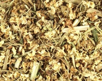 Elder Flowers - Certified Organic