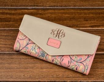 monogram,womens wallet,Ladies Handbag,monogram purse,monogram bag,handbag,clutch purse,bridesmaids,Envelope purse,wedding gift,bride gift