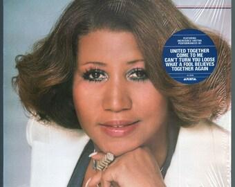 Aretha Franklin - Aretha AL-9538 (1980) Vinyl; Self-titled s/t