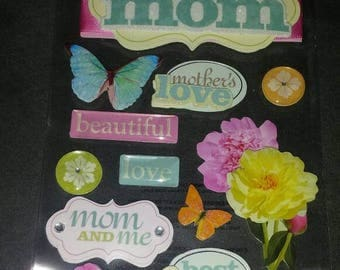 Mom stickers