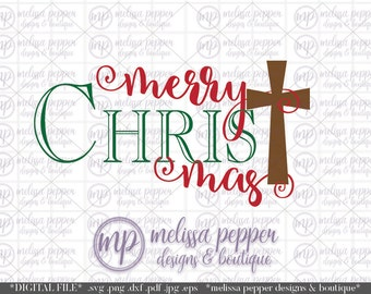 Merry Christmas svg,merry christ mas svg,merry christ mas shirt design,religious christmas svg,svg files,cricut designs,silhouette