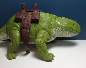 Vintage Star Wars - Dewback Lizard