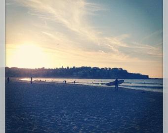 Bondi Beach Photograph by Artist Fiona Hueston