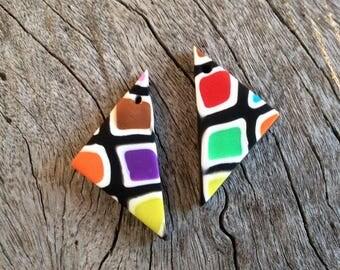 Rainbow Triangles (2)