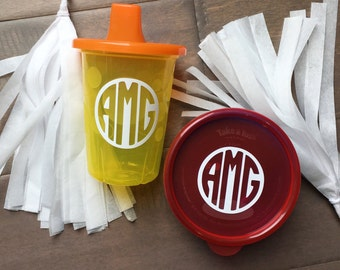 Personalized Cup Party Favor